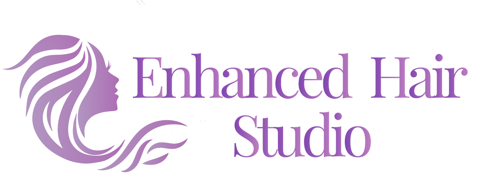 Enhanced Hair Studio logo