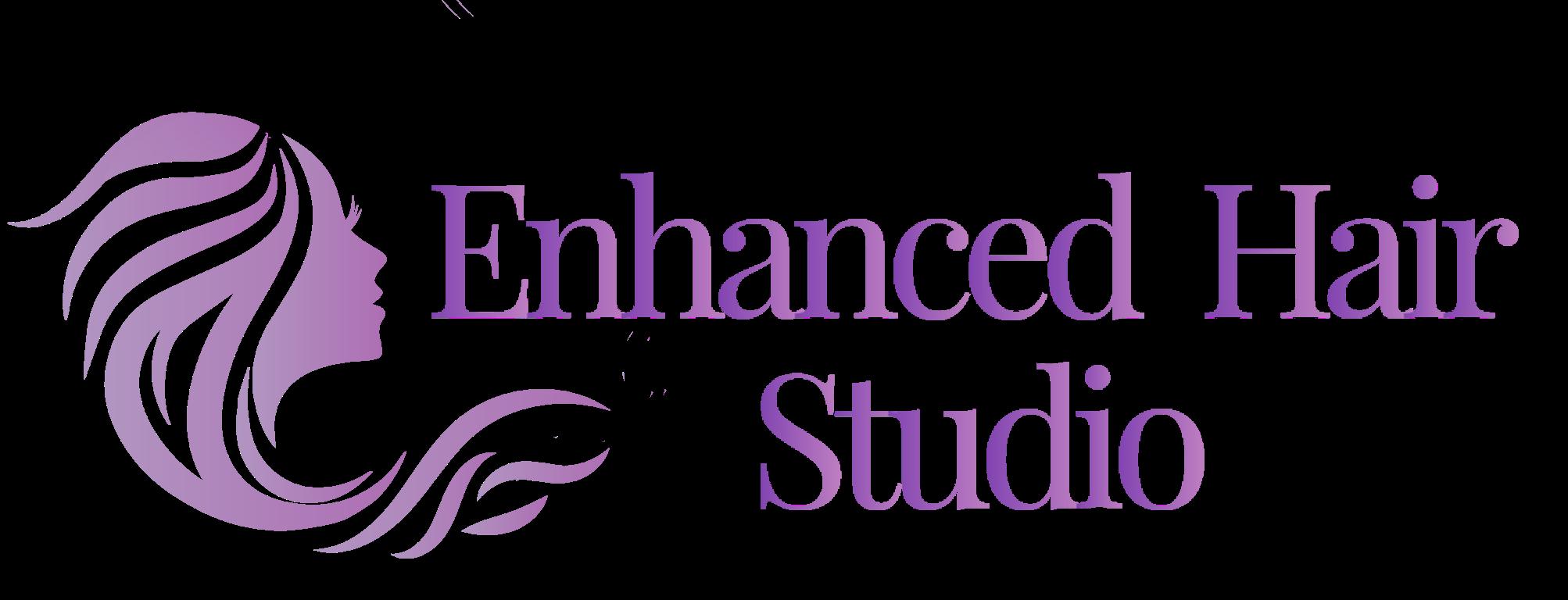 Enhanced Hair Studio logo